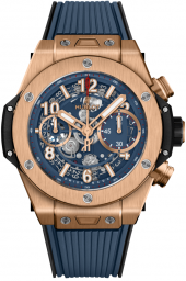 Hublot Big Bang Unico King Gold Blue 42 mm 441.OX.5189.RX