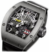 Richard Mille RM 029 Automatic White Gold