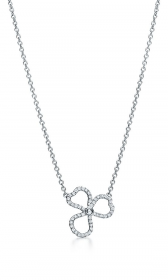 Подвеска Tiffany Paper Flowers Diamond Open Flower Pendant 61626476
