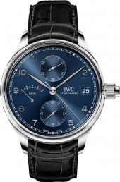 "IWC Portugieser Hand-Wound Monopusher Edition ""Laureus Sport For Good"" 46 mm IW515301"