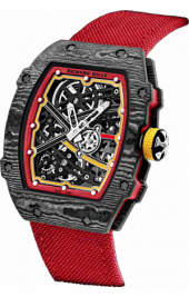 Richard Mille Limited Editions Alexander Zverev