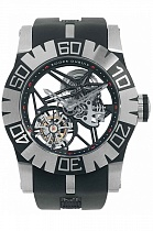 Roger Dubuis Easy Diver Tourbillon Skeleton