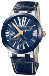 Ulysse Nardin Executive Dual Time 43 mm 243-00/43-BQ