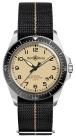 Bell & Ross Vintage BR V2-92 Military Beige 41 mm BRV292-BEI-ST/SF