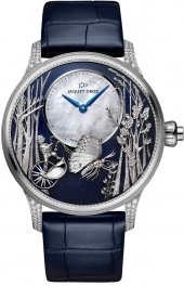 Jaquet Droz Loving Butterfly Automaton Diamonds 43 mm J032534271