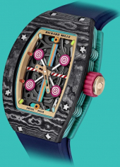 Richard Mille Bonbon RM 07-03 Automatic Myrtille