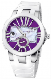 Ulysse Nardin Executive Dual Time Lady 40 mm 243-10-3/30-07