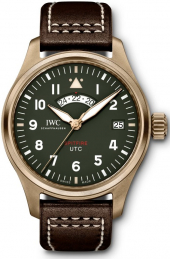 IWC Pilot's Watch UTC Spitfire Edition 41.0 mm IW327101
