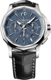 Corum Admiral's Cup Legend 42 Chronograph Blue