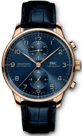 IWC Portugieser Chronograph Boutique Edition 41.0 mm IW371614