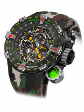 Richard Mille RM 25-01 Manual Winding Tourbillon Chronograph Adventure Sylvester Stallone