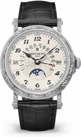 Patek Philippe Grand Complications Perpetual Calendar 38 mm 5160/500G-001