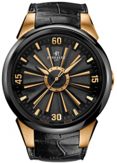 Perrelet Turbine Black and Gold Special Edition 44 mm A8080/1