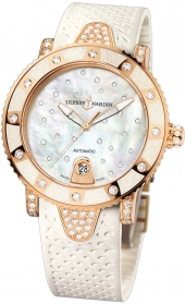 Ulysse Nardin Lady Diver Starry Night 40 mm 8106-101E-3C/20