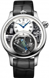 Jaquet Droz Charming Bird White Gold