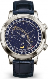 Patek Philippe Grand Complications Celestial Moon Age 44 mm 6102P-001
