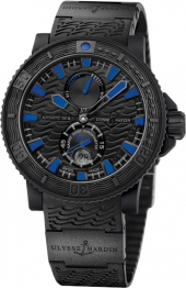 Ulysse Nardin Marine Diver Black Sea 45.8 mm 263-92-3C/923