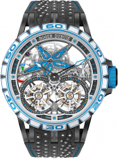 Roger Dubuis Excalibur Spider Pirelli Sottozero Double Flying Tourbillon 47 mm RDDBEX0643