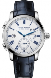 Ulysse Nardin Dual Time Manufacture 42 mm 3243-132/E0