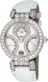 Harry Winston Premier Excenter Bi-Retro