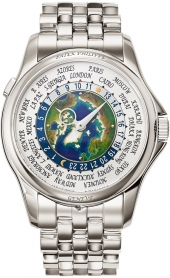 Patek Philippe Complications World Time 39.5 mm 5131/1P-001