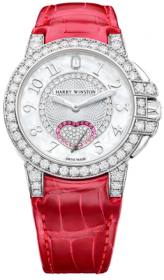 Harry Winston Ocean Valentine's Day Automatic