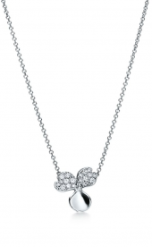 Подвеска Tiffany Paper Flowers Diamond Flower Pendant 61626131