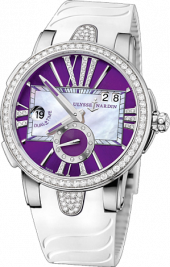 Ulysse Nardin Executive Dual Time Lady 40 mm 243-10B-3C/30-07