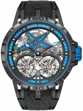 Roger Dubuis Excalibur Spider Pirelli Double Flying Tourbillon