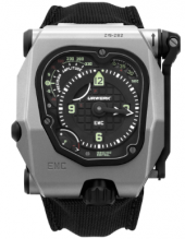 Urwerk EMC2 Time Hunter