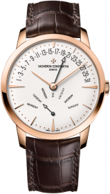 Vacheron Constantin Patrimony Retrograde Day-Date 42.5 mm 4000U/000R-B110