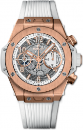 Hublot Big Bang Unico King Gold White 42 mm 441.OE.2010.RW