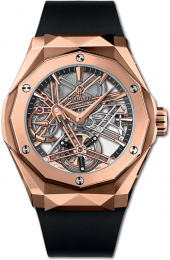 Hublot Classic Fusion Tourbillon Power Reserve 5 Days Orlinski King Gold 45 mm 505.OX.1180.RX.ORL19