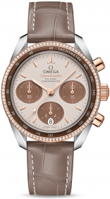 Omega Speedmaster Co-Axial Chronograph 38 mm 324.28.38.50.02.002