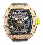 Richard Mille RM 11-03 Rose Gold Pave