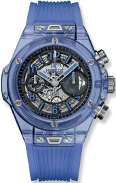 Hublot Big Bang Unico Blue Sapphire 45 mm 411.JL.4809.RT