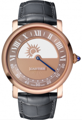 Cartier Rotonde de Cartier Mysterious Movement Watch