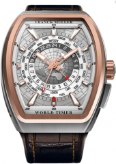 Franck Muller Vanguard World Timer GMT V45 HU GMT