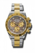 Rolex Daytona Steel and Yellow Gold