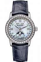Blancpain Women Collection Leman Moon Phase
