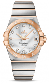 Omega Constellation Omega Co-Axial 38 mm 123.25.38.21.52.003
