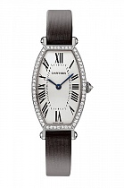 Cartier Tonneau WG Diamond Ladies