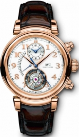 IWC Da Vinci Tourbillon Retrograde Chronograph