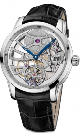 Ulysse Nardin Classic Complications Skeleton Manufacture