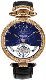 Bovet Fleurier Amadeo Grand Complications 7-Day Tourbillon Reversed Hand-Fitting 45 mm AIF0T013-GO