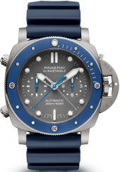 Panerai Submersible Chrono Guillaume Nery Edition 47 mm PAM00982