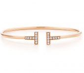 Браслет Tiffany T Wire Bracelet GRP07785