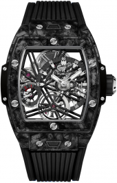 Hublot Spirit of Big Bang Tourbillon Carbon Black 42 mm 645.QN.1117.RX