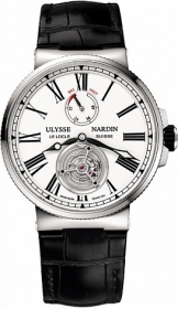 Ulysse Nardin Marine Chronometer Tourbillon Grand Feu 1283-181/E0