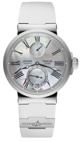 Ulysse Nardin Marine Lady Chronometer 39 mm 1183-160-3/40